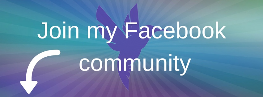 Join my Facebook community